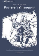 5th Edition Fighter's Chronicle