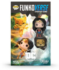 POP! Funkoverse Strategy Game DC Comics 102 Expandalone