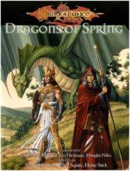D&D 3.5 - Dragons of Spring SVP 4205