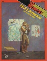Top Secret /S.I. - TSAC7 F.R.E.E. America 7635