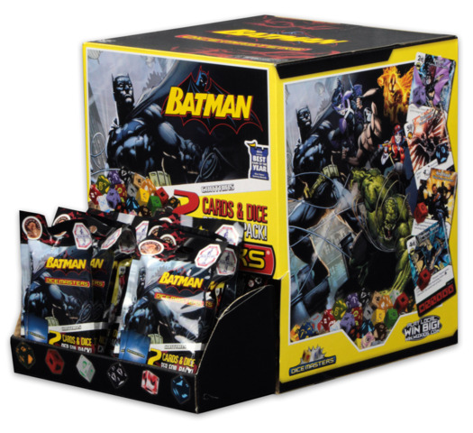 Dice Masters - Batman Gravity Feed