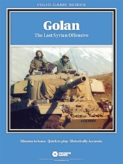 Folio Game Series: Golan, The Syrian Offensive (Decision)