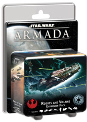 FFG SWM14 - Star Wars Armada: Rogues and Villains Expansion Pack