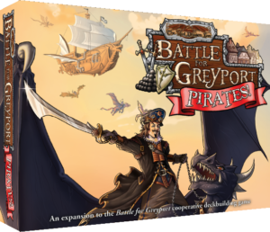 Battle for Greyport - Pirates!