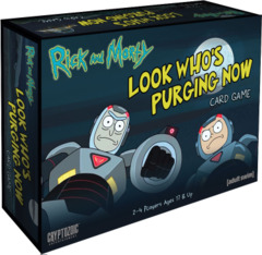 Rick and Morty - Look Who's Purging Now