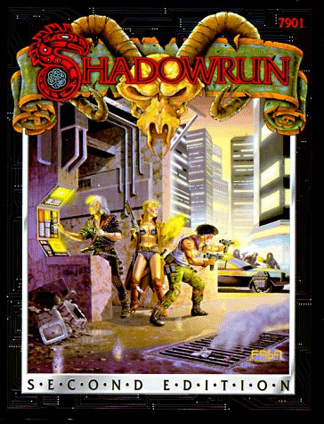 Shadowrun 2nd Edition SC