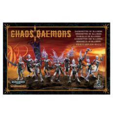 Warhammer Chaos Daemons: Daemonettes of Slaanesh