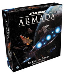 FFG SWM25 - Star Wars Armada: The Corellian Conflict Campaign Expansion