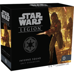 FFG SWL69 - Star Wars: Legion - Inferno Squad