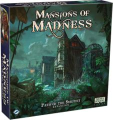 MAD28 - Mansions of Madness: Path of the Serpent