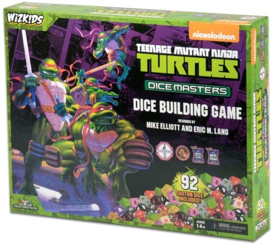 Dice Masters: Teenage Mutant Ninja Turtles Starter Set