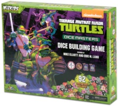 Dice Masters: Teenage Mutant Ninja Turtles Starter Set