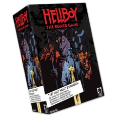 MG101 - Hellboy: The Board Game - Hellboy in Mexico