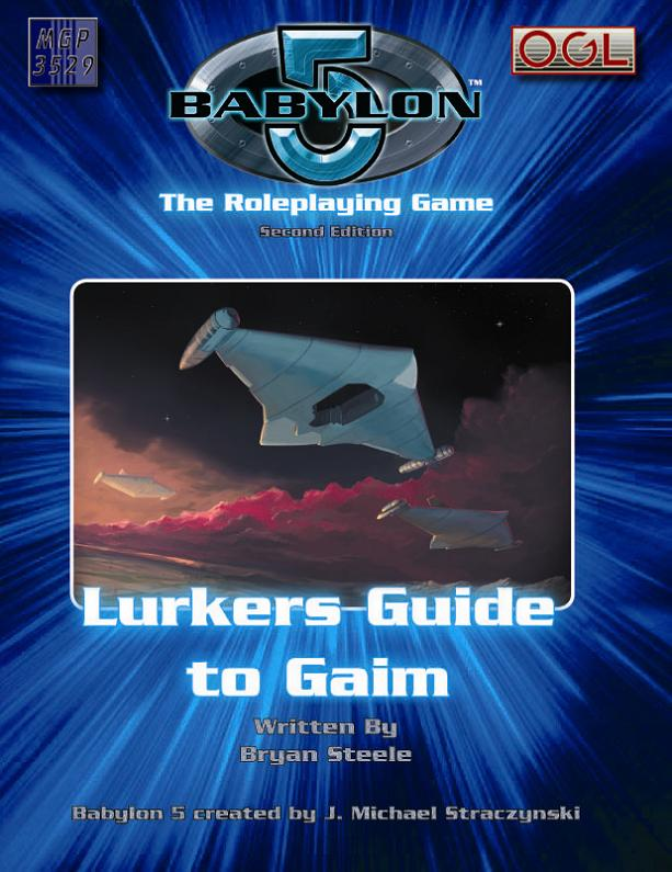 Babylon 5 (2e) - The Lurkers Guide to Gaim