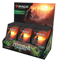MTG Zendikar Rising - Set Booster Box