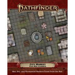 Pathfinder RPG: Flip-Mat Classics - City Market