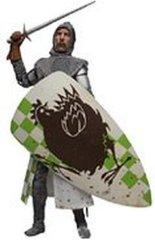 Monty Python & Holy Grail Eric Idle as Sir Robin 12' Figure