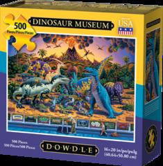 500pc - Dinosaur Museum