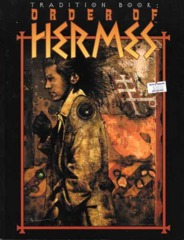 Mage: Order of Hermes (Revised) 4664
