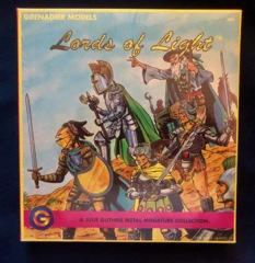 Grenadier Lords of Light: Julie Guthrie Metal Miniature Set #8801 Sealed