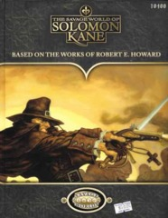 Savage World of Solomon Kane