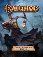 Pathfinder - Concordance of Rivals