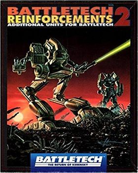 Battletech - Reinforcements 2 - Box Set 1636