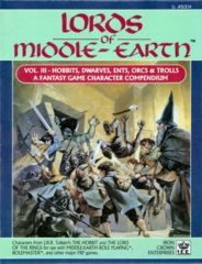 8004 - Lords Of Middle-Earth Vol III