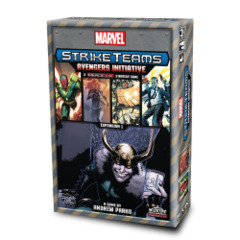 Marvel Strike Teams - Avengers Initiative Expansion