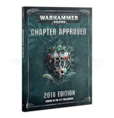 Chapter Approved 2018 Edition