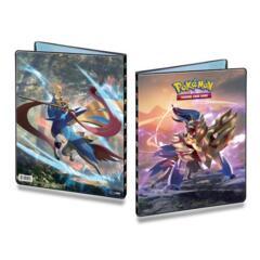 Pokemon: Sword & Shield 9-Pocket Full View Portfolio