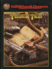 AD&D - (GR5) Treasure Tales 9518