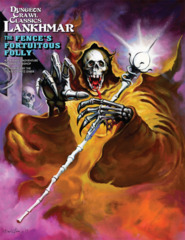 DCC Lankhmar - #2 The Fence's Fortuitous Folly