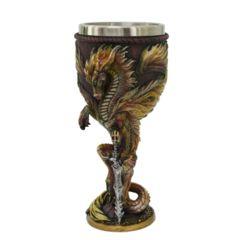 13482 Flame Blade Dragon Goblet