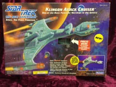 Star Trek: Klingon Attack Cruiser