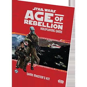 SWA03 - Age of Rebellion: Game Masters Kit