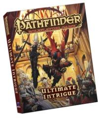Pathfinder - Ultimate Intrigue Pocket 1134PE