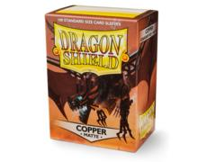 Dragon Shield Box 100 Matte Copper