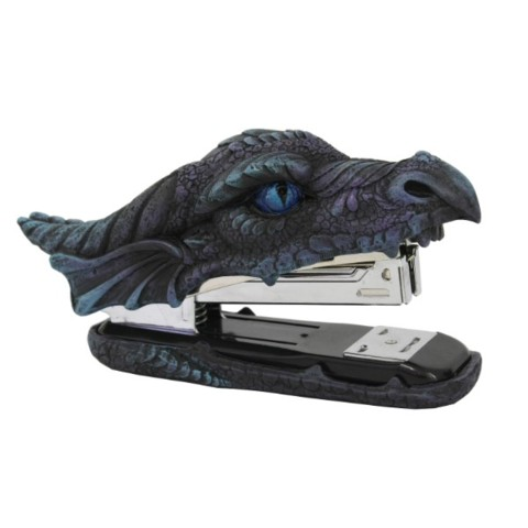 12985 - Dragon Stapler Blue