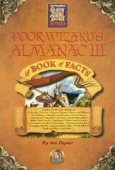 AD&D(2e) 2506 - Poor Wizard's Almanac III & Book of Facts