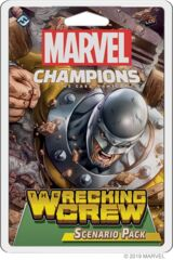 MC03en - Marvel Champions: The Wrecking Crew Scenario Pack