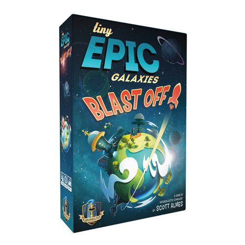 Tiny Epic Galaxies - Blast Off!