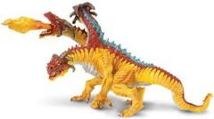 Three-Headed Fire Dragon Safari 10125