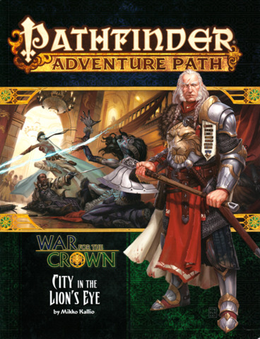 Pathfinder Adventure Path 129: War for the Crown Chapter 4