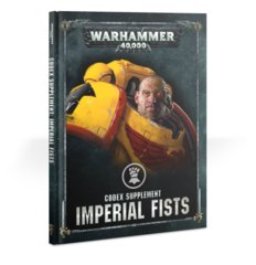 Codex Supplement - Imperial Fists