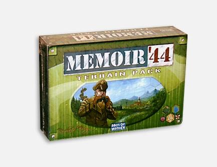 DO7302 - Memoir 44 - Terrain Pack Expansion