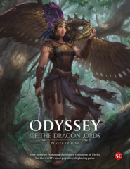 Odyssey of the Dragonlords RPG Players Guide