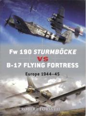 Fw190 vs B-17 (Duel 24)