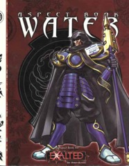 Exalted: 8843 Aspect Book: Water Sourcebook