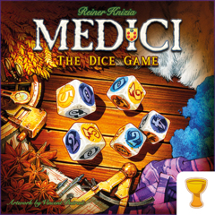 Medici The Dice Game